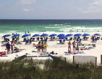 Gulf-Front Beach Retreat on the 9th Floor at Sterling Shores