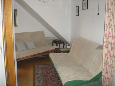 Photo for Unit for 2-4 persons with air conditioning, satellite TV and internet