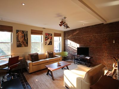Photo for Gorgeous 1 B/R in the heart of Chelsea! w/fireplace, sleeps 4