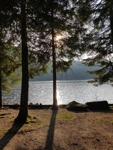 Photo for Apartment 4/5 people 2 steps from the lake