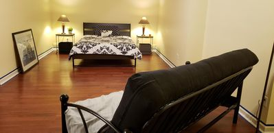 Photo for 1BR Guest House Vacation Rental in Charlotte, North Carolina