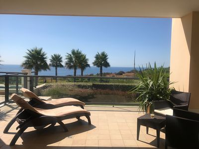 Photo for 5* APARTMENT WITH AMAZING SEA VIEWS