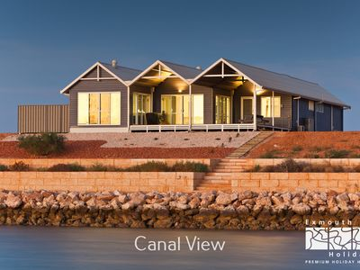 Photo for 22 Kestrel Place- PRIVATE JETTY