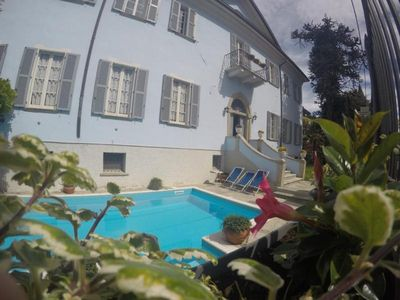 Photo for Holiday apartment Domaso for 3 persons with 2 bedrooms - Holiday apartment in a villa