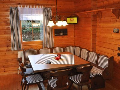 Photo for Holiday house, bath, toilet, 3 bedrooms - Holzhaus Hinterstoder