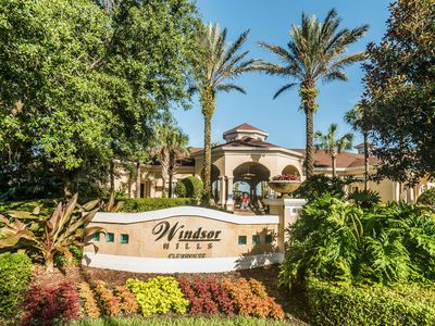 Photo for Enjoy Orlando With Us - Windsor Hills Resort - Amazing Contemporary 6 Beds 4 Baths  Pool Villa - 3 Miles To Disney