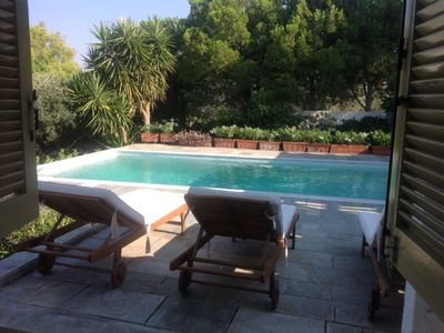 Photo for Stunning Villa with Private Pool, Saronida, Greece
