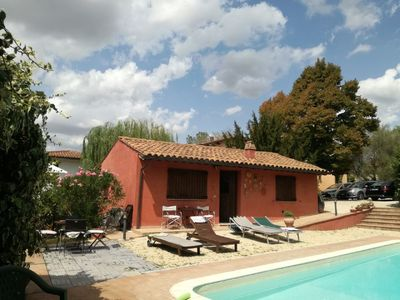 Photo for Holiday house with swimming pool just a step away from Perugia