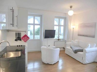 Photo for Apartment 1 - Sassnitz - Apartments in bath villa with Baltic Sea view