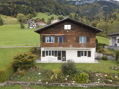 Photo for Apartment Chalet Biodola in Amden - 4 persons, 2 bedrooms