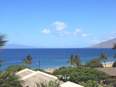 Photo for Lovely Ocean View from Lanai