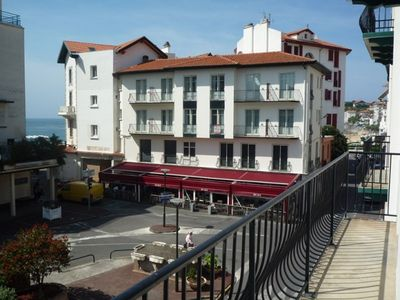 Photo for St Jean de Luz, nice 2 bedroom apartment, close to the beach