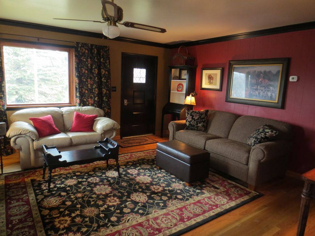 3.7 miles from Newark, DE; adjacent to Fair... - VRBO