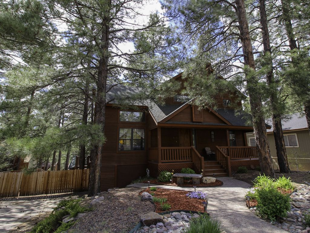 in home p rent and mountain az cabins meadow n flagstaff dr estimate for