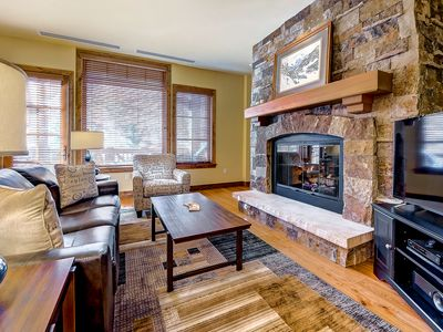 Photo for Luxury, Ski-in/out Beaver Creek Landing Condo with Pool, Hot Tubs, Fire Pit