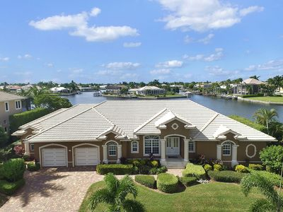 Photo for ~~LARGE HOME WITH FANTASTIC WATERVIEW & SUNSETS~~