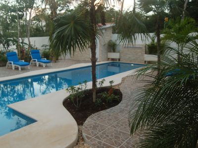 Photo for Modern, Stylish and New Villa with a Private Pool, 4 bedrooms, Sleeps 12