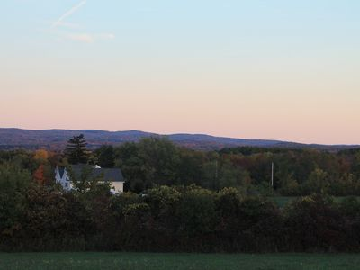 Photo for Beautiful Country 5 bdrm/4 bath venue with Gameroom, Pool, Barn, Views, Sunsets