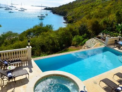 Photo for 5BR Villa Vacation Rental in St. John, VI