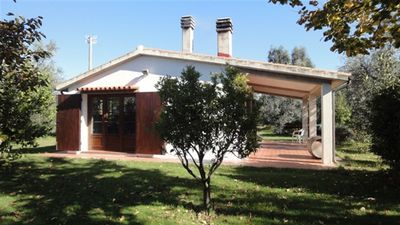 Photo for pretty little isolated detached  stone haus between olive groves for 2 p. (+1)