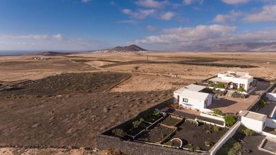 Photo for Villa El Jable, a holiday home and a B&B in the unbeatable nature of Lanzarote