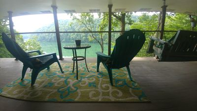 "Photo for ""SUITE SPOT"". Million Dollar View of Norris Lake! Just minutes of I75."