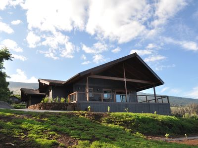 Photo for Private House On The Slopes Of Haleakala - Multi-Island View
