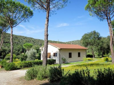 Photo for Vacation home Agriturismo Arnaione (ROC412) in Roccastrada - 6 persons, 2 bedrooms