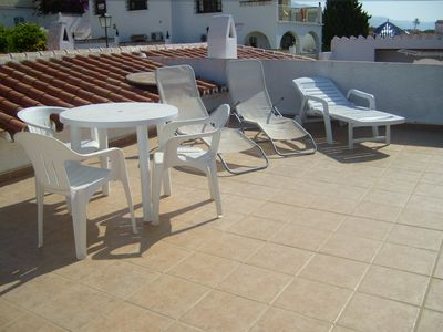 Photo for 2BR Bungalow Vacation Rental in Nerja