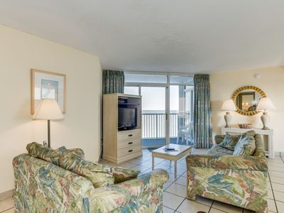 Photo for Oceanfront family fun, multiple pools, great views + FREE DAILY ACTIVITIES!