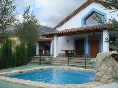 Photo for Self catering El Olivar for 8 people