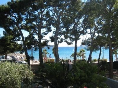 Photo for Magnificent house of 250m2, Sea View, AIR CONDITIONED, 15 meters from the beach