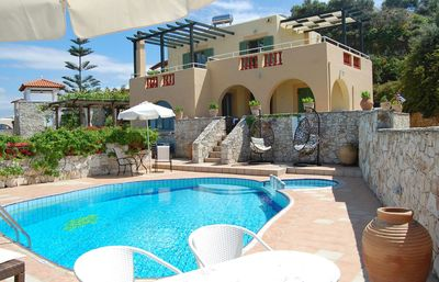 Photo for 3-bedroom Villa Athina with a private (heated) pool