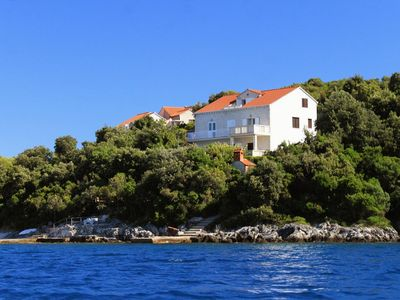 Photo for Apartment in Tri Žala (Korčula), capacity 2+1