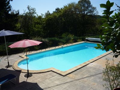 Photo for Charming house for 5 people 5km from Sarlat with swimming pool.