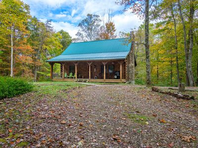 Photo for New to the rental market! 3 br, 2.5 ba cabin close to Cantwell Cliffs!