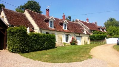 Photo for Adorable country house in the heart of a hamlet overlooking the valley