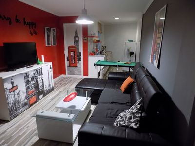 Photo for whole apartment for 4 guests