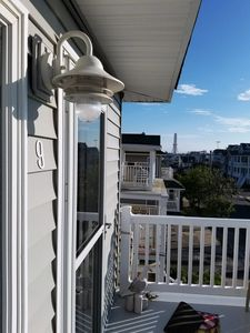 Photo for Adjacent To Beach/boardwalk, 5 Minute Walk To Rides & Food, 6 Beach Tags