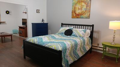 Photo for Beautiful Apartment In The Center Of historic Murray Sleeps 5