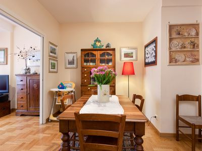 Photo for Roma Vatican Innocenzo large family apartment