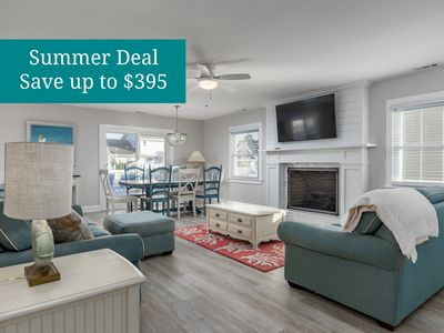 10618 Point Lookout - Renovated Waterfront Home, Grill, Boat Slip Avail!