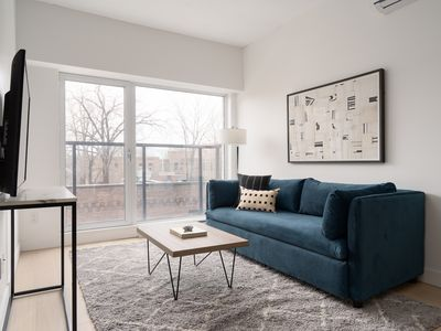 Photo for Sonder | Richmond Ave | Desirable 1BR + Laundry