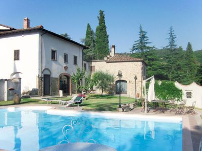 Photo for Vacation home Agriturismo del Talozzo (ARZ230) in Arezzo - 3 persons, 1 bedrooms