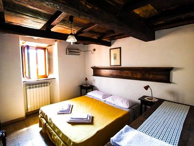 Photo for Holiday apartment Pescorocchiano for 2 - 4 persons with 1 bedroom - Holiday house