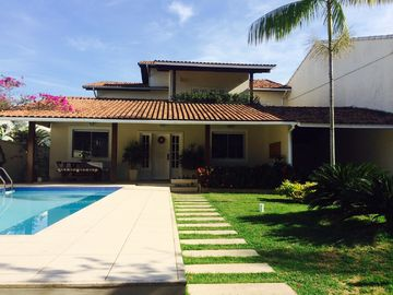 Mansion in a luxury condominium in Barra da Tijuca near RioCentro HSBC and Praia