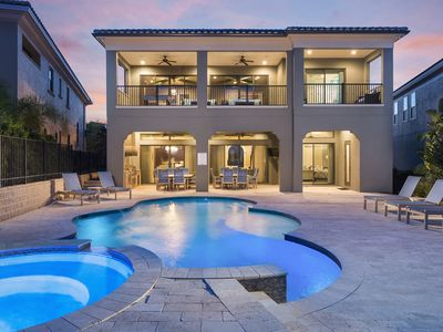 Photo for Luxury 7 Bed Signature Estate Vacation Home