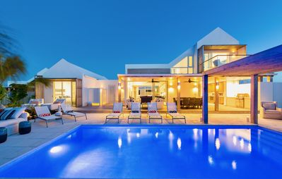 Photo for Picture Perfect 5 Bed Villa in Grace Bay.