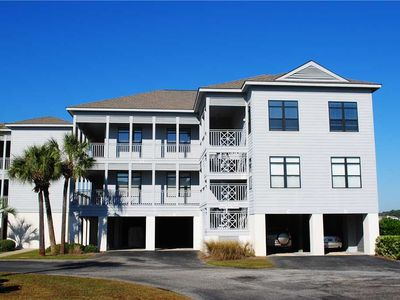 Photo for Inlet Point 21-C: 3 BR / 3 BA condo in Pawleys Island, Sleeps 6