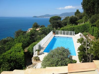 Photo for Villa pool sea view exeptionnelle